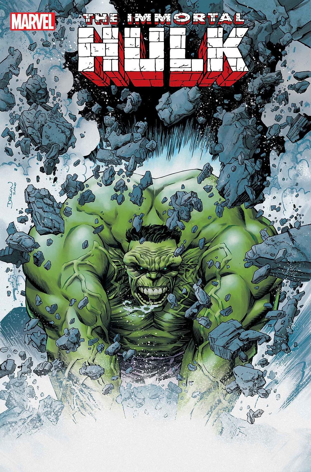 Immortal Hulk: Flatline #1 cvr