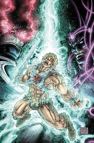 INJUSTICE VS THE MASTERS OF THE UNIVERSE #4 (OF 6)