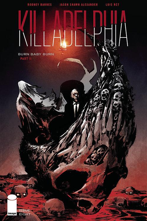 KILLADELPHIA #8 CVR A ALEXANDER (MR)
