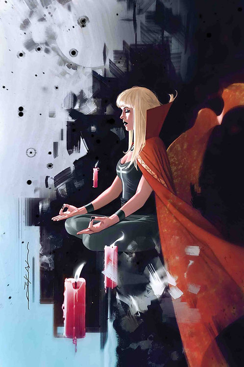 WHAT IF? MAGIK #1 (75960609224600111)