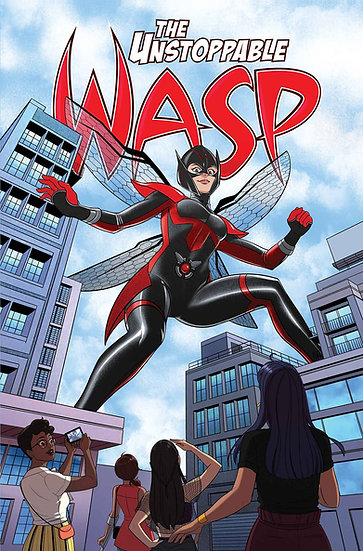 UNSTOPPABLE WASP #10 (75960609059401011)