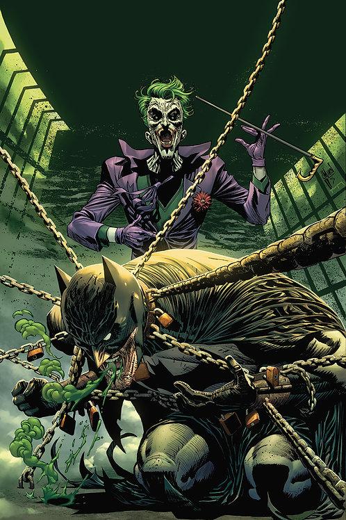 BATMAN #97 JOKER WAR