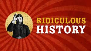 Ridiculous History Podcast Logo
