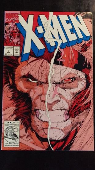 X-MEN #7 (APR 1992)