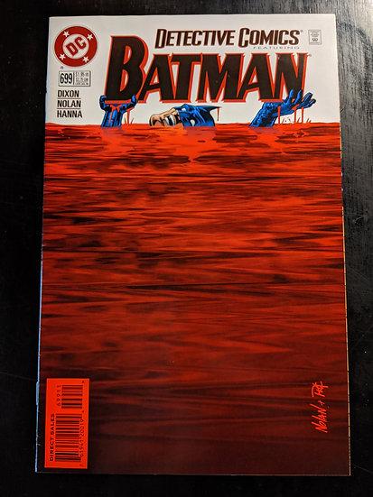 DETECTIVE COMICS #699 (1996)