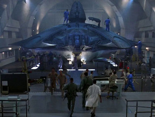 "Geeks at the Gates on the Radio - ""Upside down Enterprise: Spaceship Picks part 2"