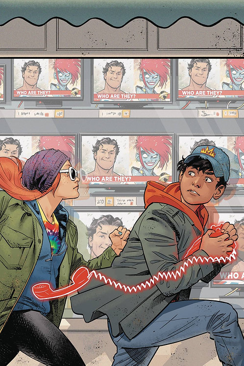 DIAL H FOR HERO #9 (OF 12)