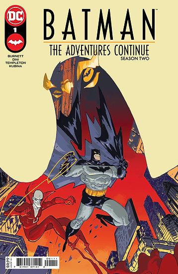 BATMAN THE ADVENTURES CONTINUE Season 2 #1