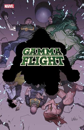 GAMMA FLIGHT #2 (OF 5)