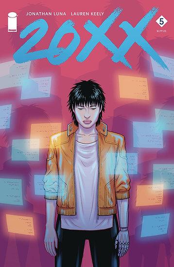 20XX #5 (MR)