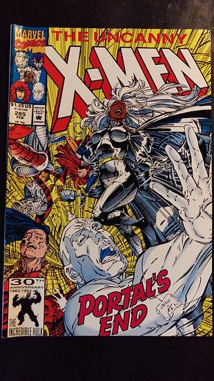 UNCANNY X-MEN #285 (FEB 92)