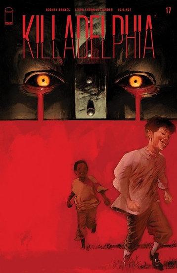KILLADELPHIA #17 CVR A ALEXANDER (MR)