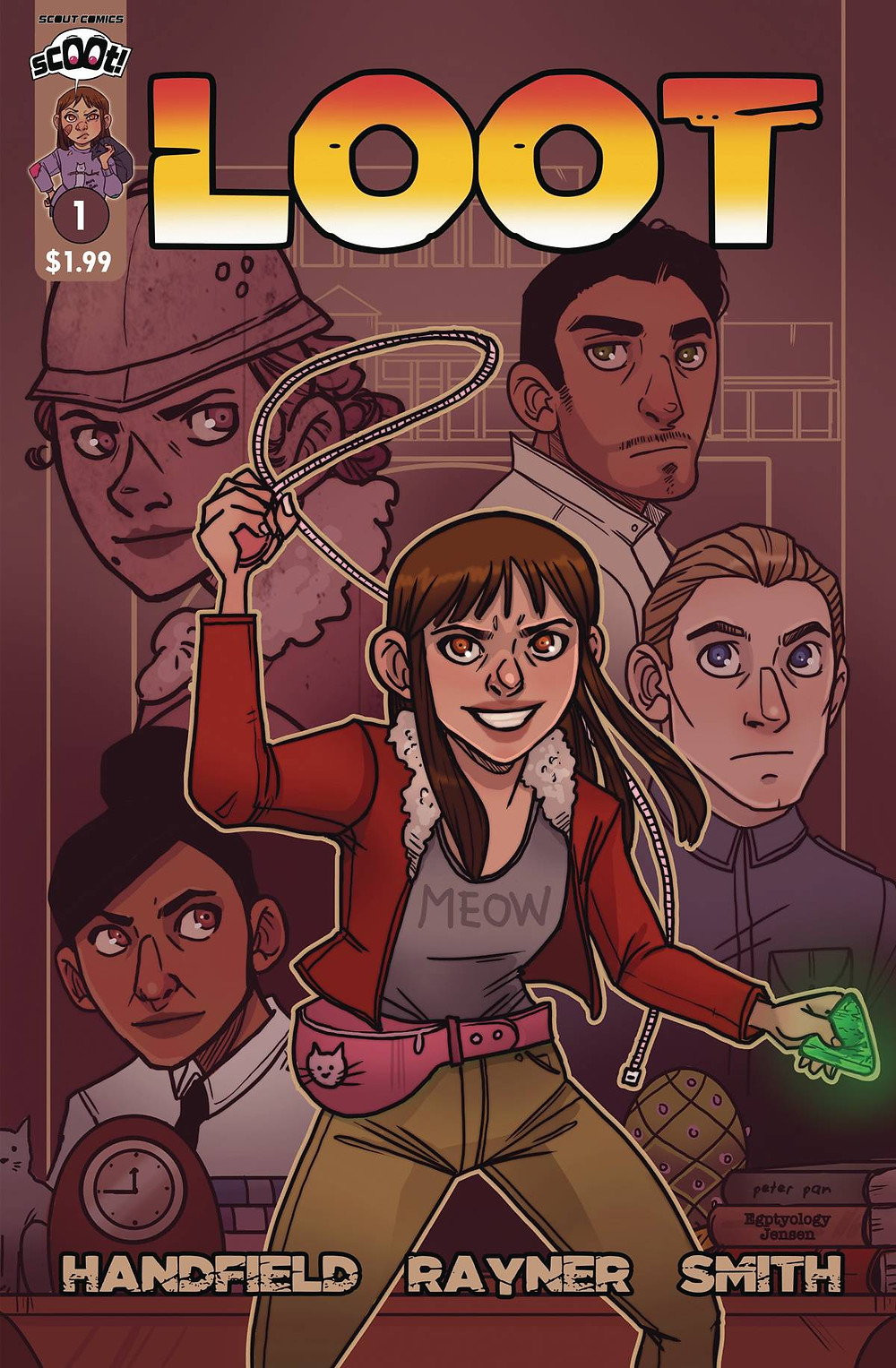 Loot #1 Cover