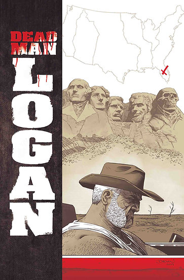 DEAD MAN LOGAN #7 (OF 12) (75960609105800711)