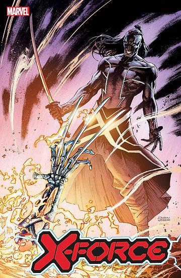 X-FORCE #13 XOS