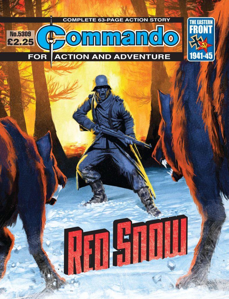 Commando: Red Snow