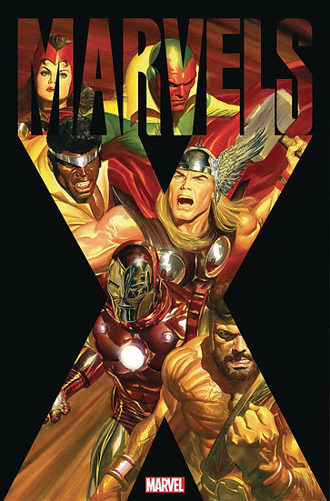 MARVELS X #4 (OF 6) (75960609595700411)