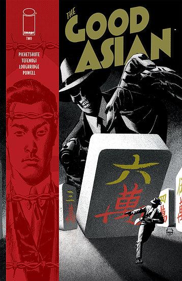 GOOD ASIAN #2 (OF 9) CVR A JOHNSON (MR)