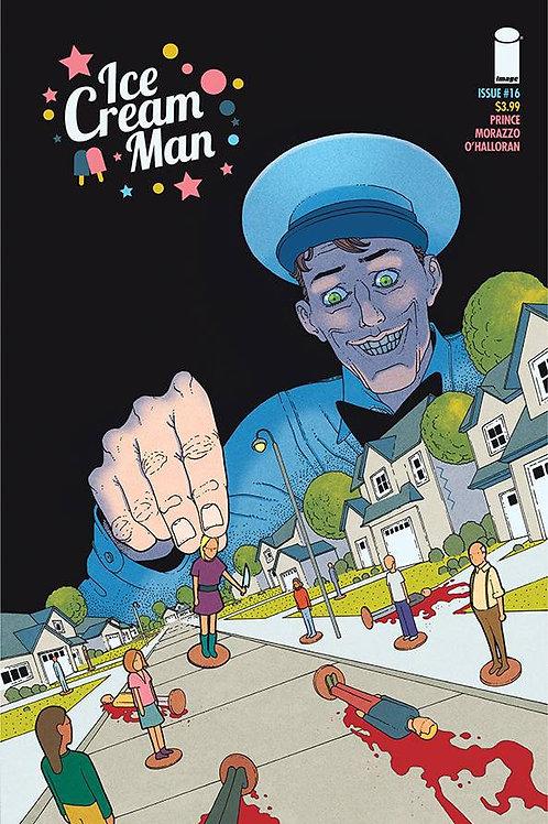 ICE CREAM MAN #16 CVR A MORAZZO & OHALLORAN (MR)