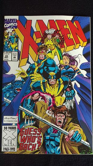 X-MEN #20 (MAY 1993)