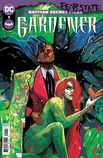 Batman Secret Files: The Gardener (One Shot)