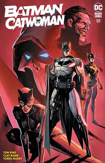 BATMAN CATWOMAN #5