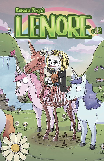 LENORE VOLUME III #1 CVR A GRALEY