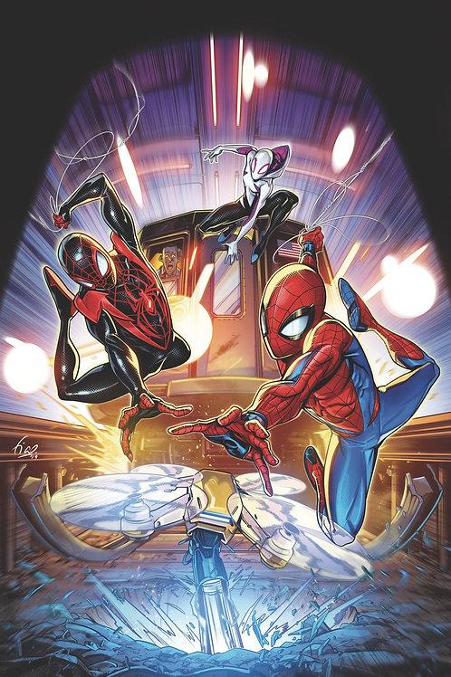 MARVEL ACTION SPIDER-MAN (2020) #2 CVR A OSSIO