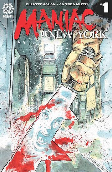 MANIAC OF NEW YORK #1 MUTTI VAR