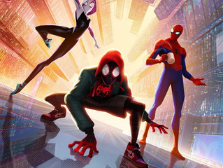 The Geeks at the Gates Podcast: Episode 26 - Go into the Spiderverse