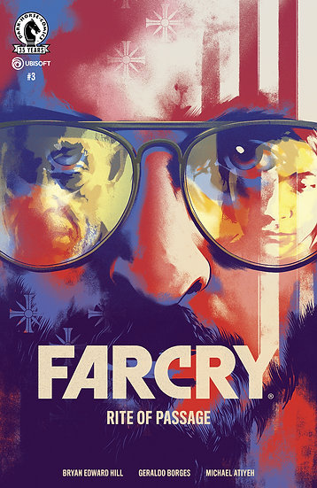 FAR CRY RITE OF PASSAGE #3 (OF 3)