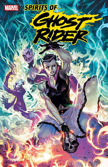 SPIRITS GHOST RIDER MOTHER OF DEMONS #1 (75960609729600111)