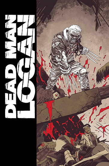 DEAD MAN LOGAN #1 (75960609105800111)