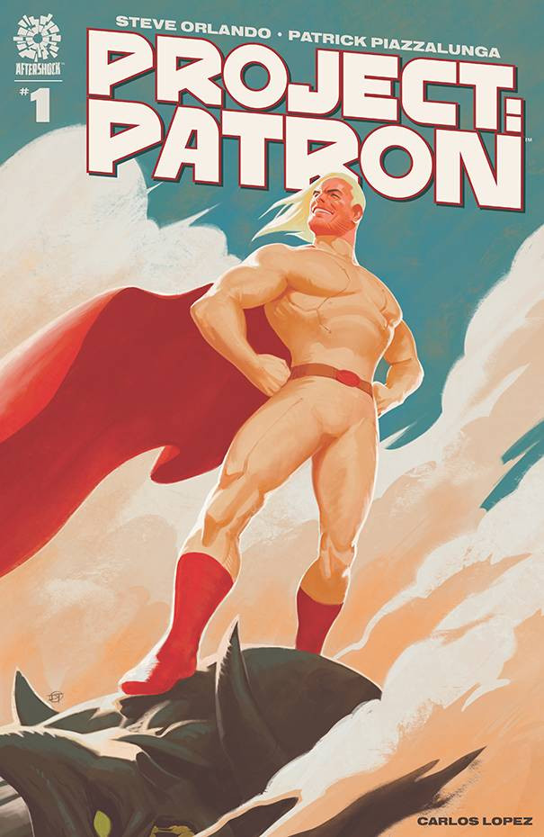 Project: Patron #1 cover
