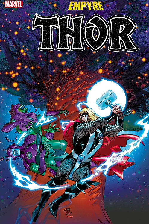 EMPYRE THOR #1 (OF 3)