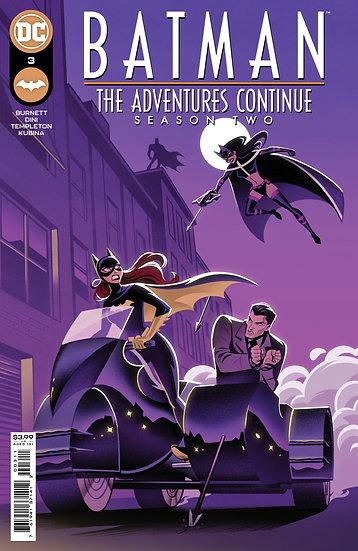 BATMAN ADVENTURES CONTINUE SEASON 2 #3