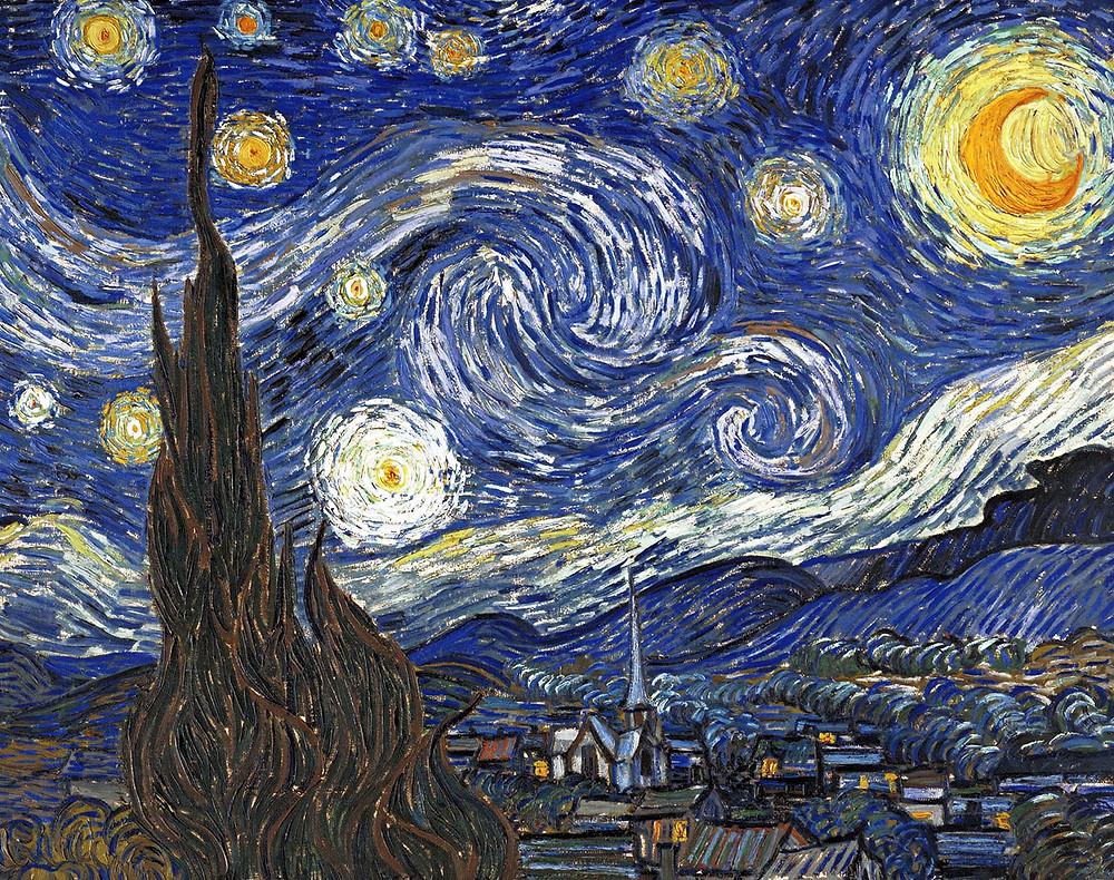 Van Gough's Starry Night