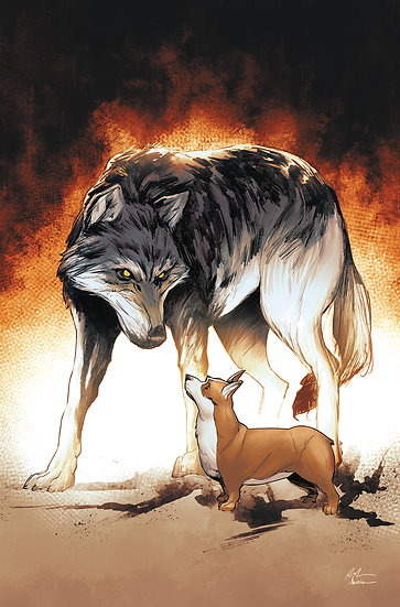 ANIMOSITY #19 (MR)