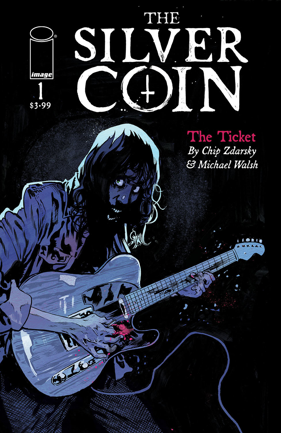 The Silver Coin #1 cover