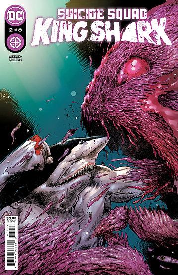 Suicide Squad: King Shark #2