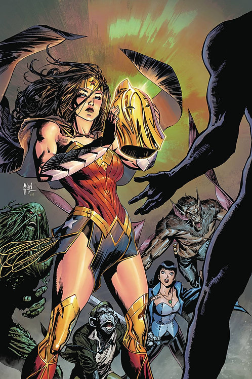 JUSTICE LEAGUE DARK #13 YOTV THE OFFER