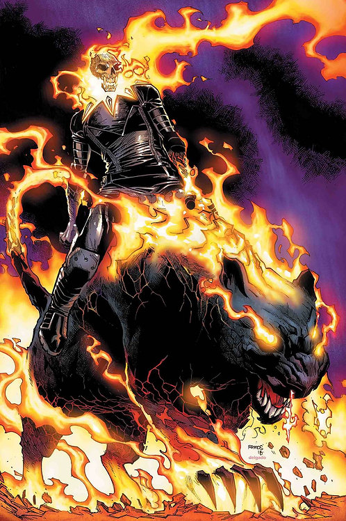 INFINITY WARS GHOST PANTHER #1 (OF 2) (75960609116400111)