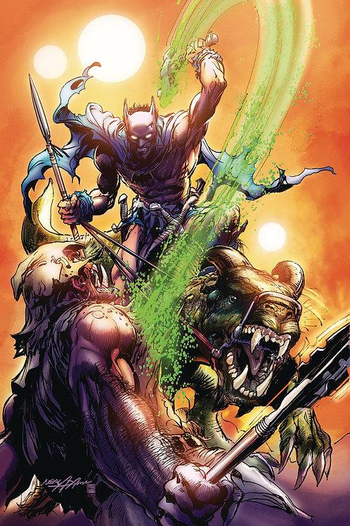 BATMAN VS RAS AL GHUL #2 (OF 6)