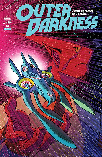 OUTER DARKNESS #12 (MR)