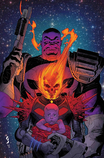 COSMIC GHOST RIDER #5 (OF 5) (75960609043300511)