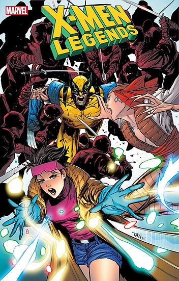 X-MEN LEGENDS #7