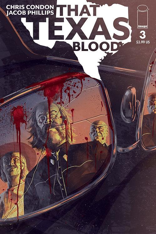 THAT TEXAS BLOOD #3 (MR)