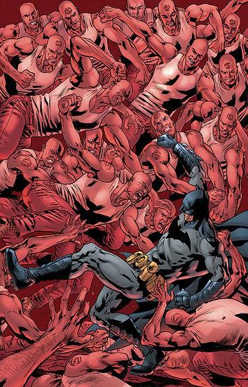 BATMANS GRAVE #6 (OF 12)