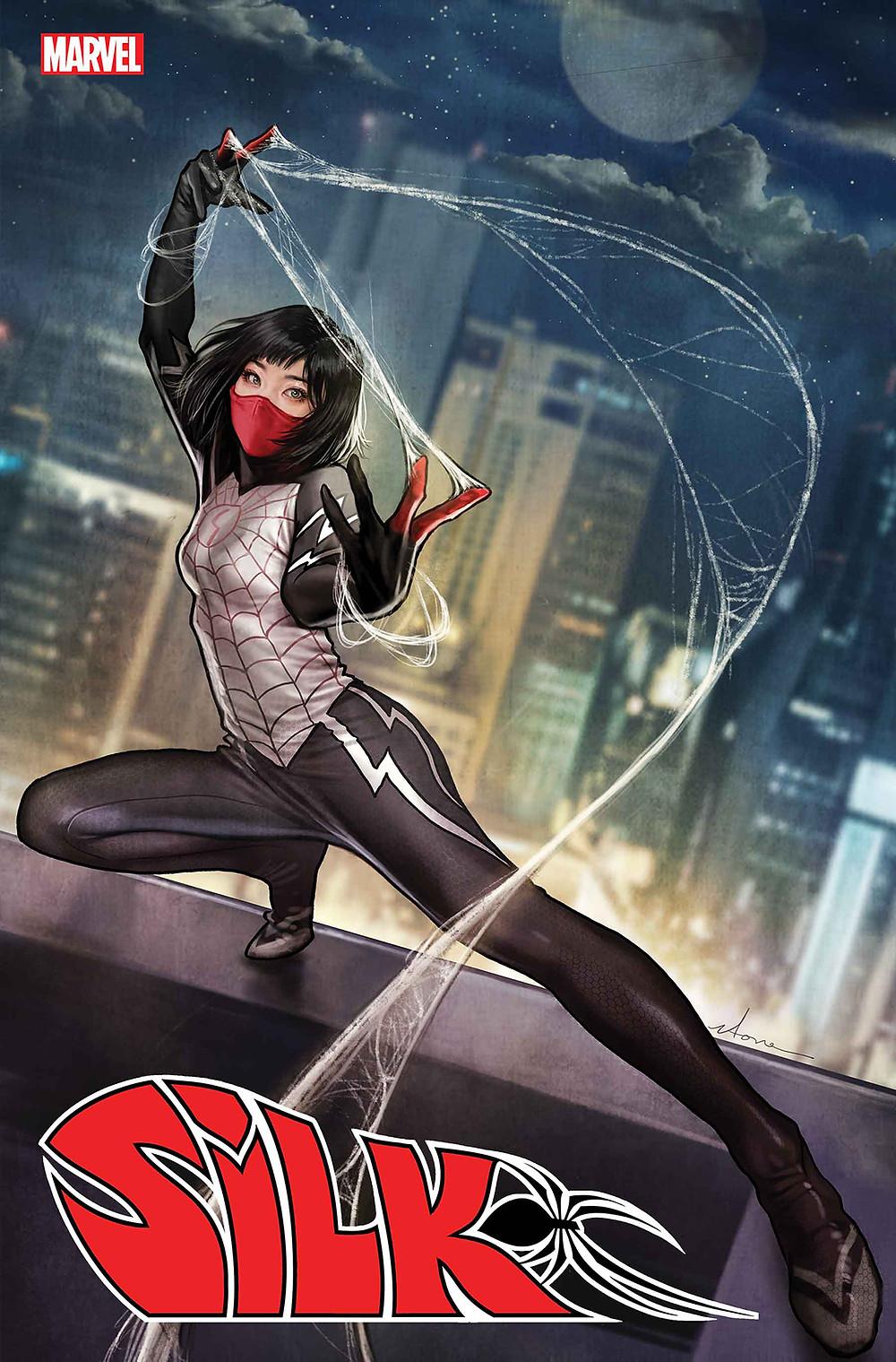 Silk #1 Cover