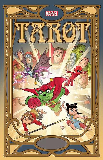 TAROT #3 (OF 4) (75960609151500311)